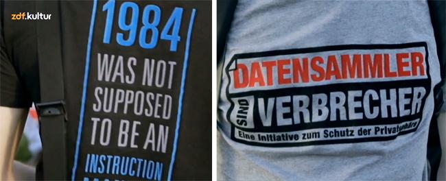 PoliShirts im ZDF